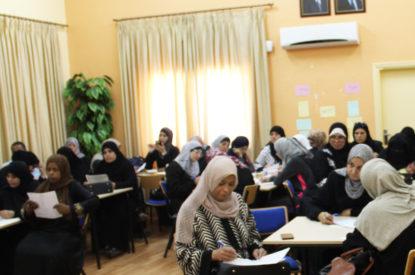 إنطلاقة برنامج إشراق في محافظة عمان